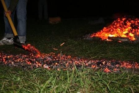 Новые огнеходцы изумляются, когда открывают, что они