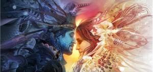 любовь посредь мужчиной да женщиной развивается да проходит семь стадий